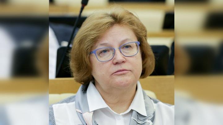 Депутат Госдумы от Самарской области Надежда Колесникова сложила свои полномочия