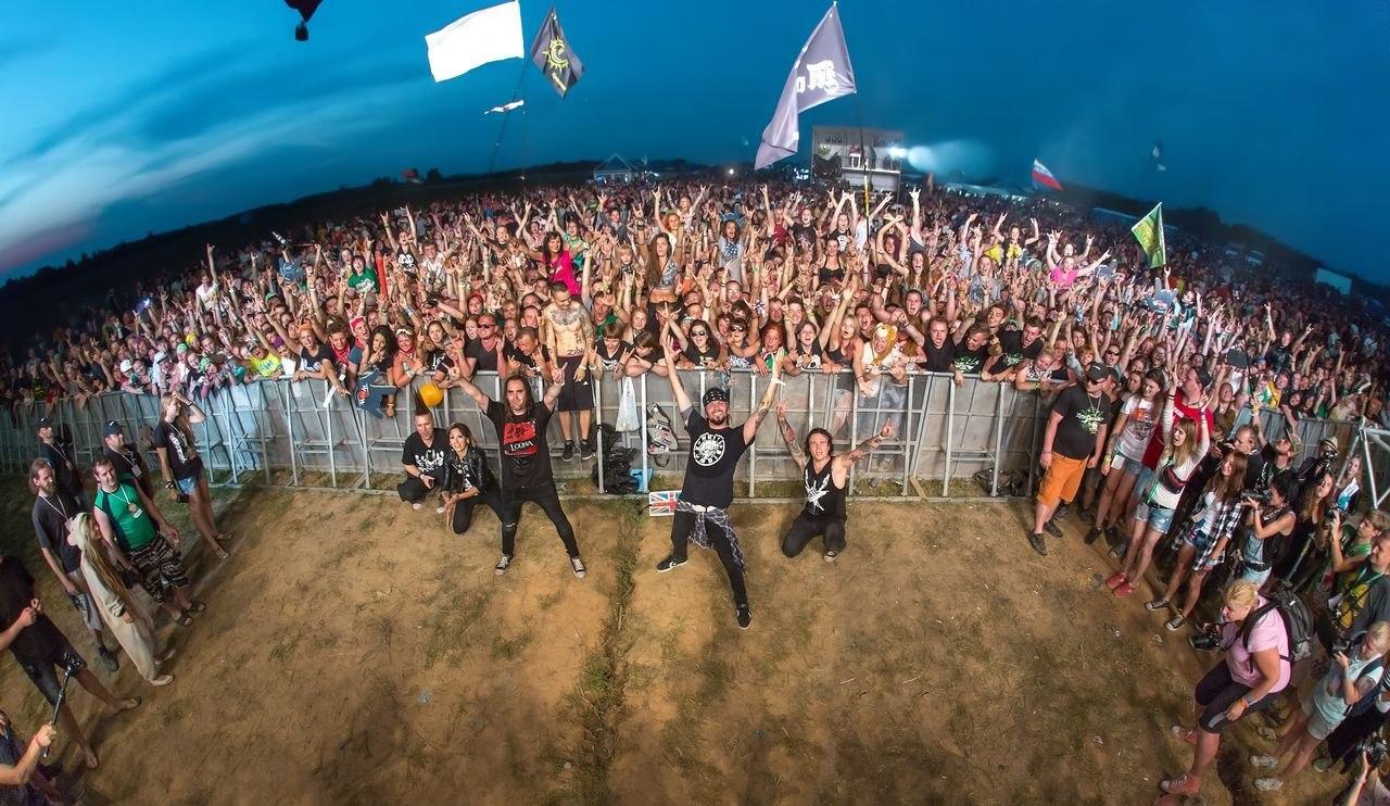 Лучшие рок и хип-хоп исполнители приедут в Левцово