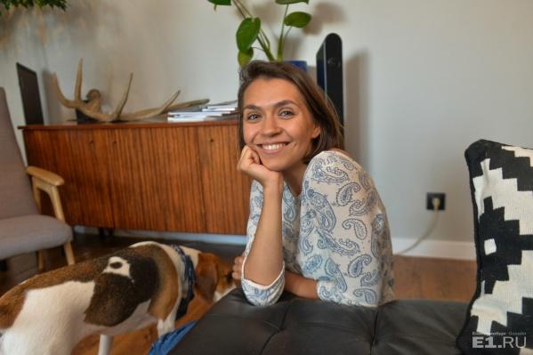 27-летняя Юлия Русакова до декрета работала флористом.