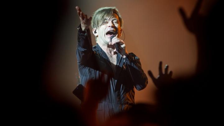 В Волгограде на концерте Би-2 запел русский медведь