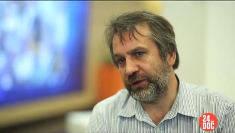 Василий Гатов/ кадр из видео Телеканал 24_DOC/youtube.com