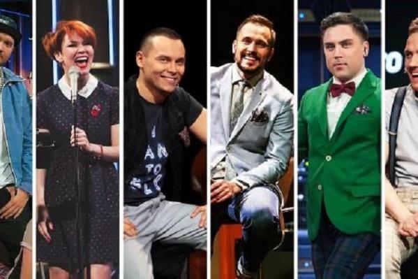 Вести шоу будут шесть тюменцев