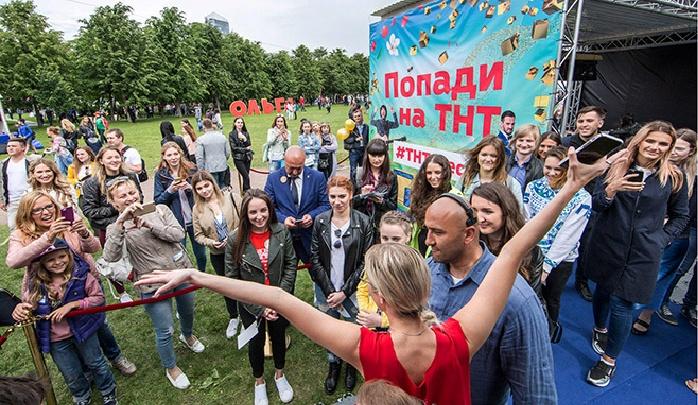 «Попади на ТНТ!» в Самаре и Тольятти: зрители станут главными героями эфира