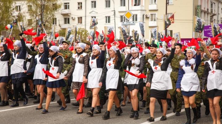 Парад, демонстрации и пикники с шашлыками: как тюменцы будут отдыхать в майские праздники