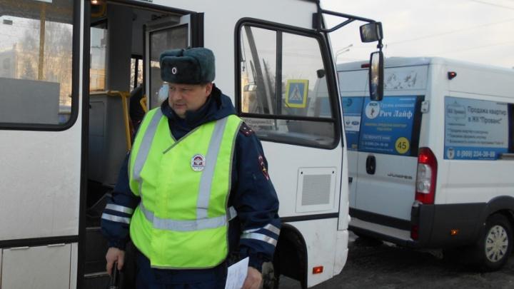 Больше половины водителей ярославских маршруток нарушают правила дорожного движения