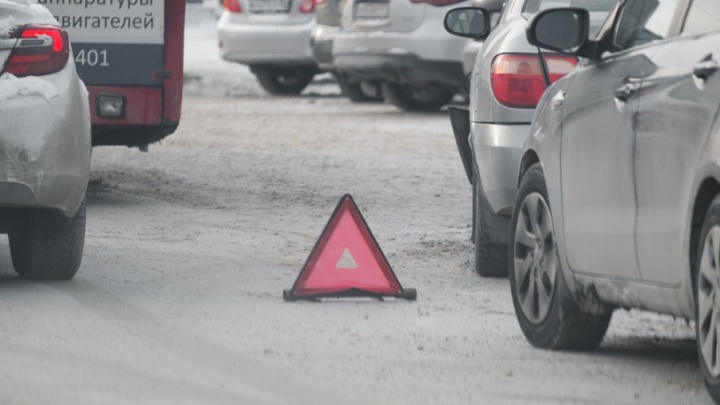 В Перми женщина на Chevrolet сбила 87-летнего пенсионера, переходившего дорогу