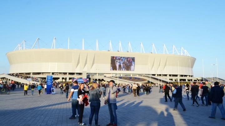 Второй матч на «Ростов-Арене»:  умираем от жары в шаттлах и нарезаем круги вокруг стадиона