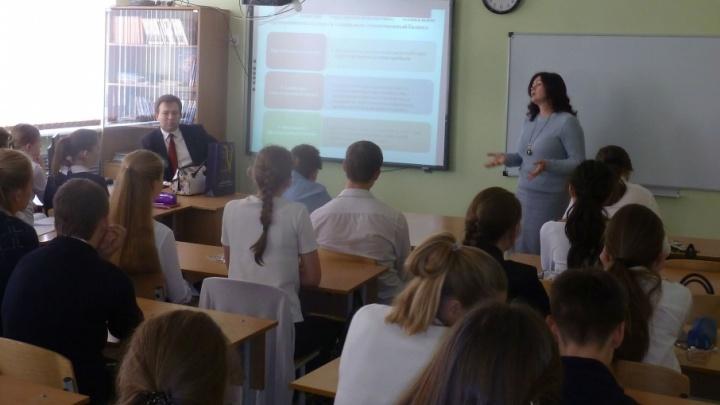 У школьников Ростова появились уроки социального предпринимательства