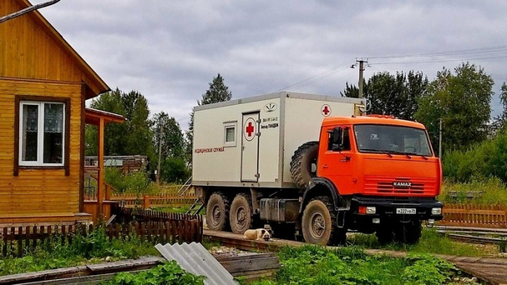 Жители Соловков прошли флюорограф без выезда на Большую землю