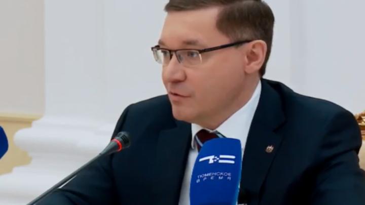 Владимир Якушев прокомментировал скандал вокруг ТюмГМУ: «Там свои начальники, им задавайте вопросы»