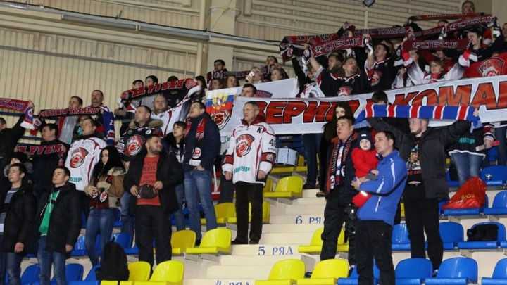 Тюменских болельщиков бесплатно отвезут  на игру «Рубина» в Курган