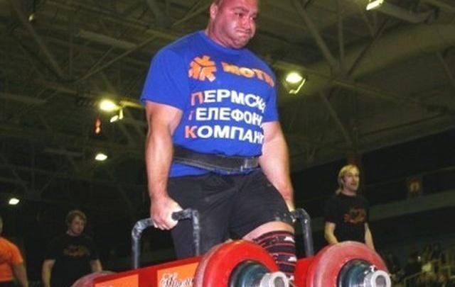 В Перми пройдет чемпионат России по силовому экстриму среди молодых атлетов