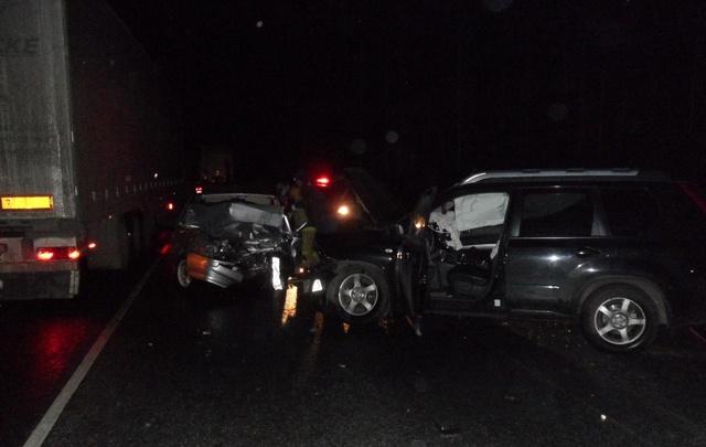 Водитель «Лады» уснул за рулем и погиб на тюменской трассе
