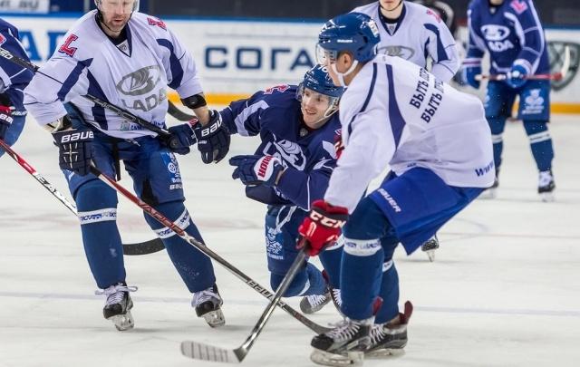 Хоккей в Самаре начнут развивать после ЧМ по футболу