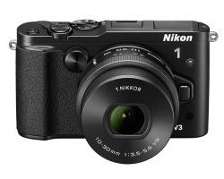 Nikon 1 V3: быстрая фотокамера профессионального класса