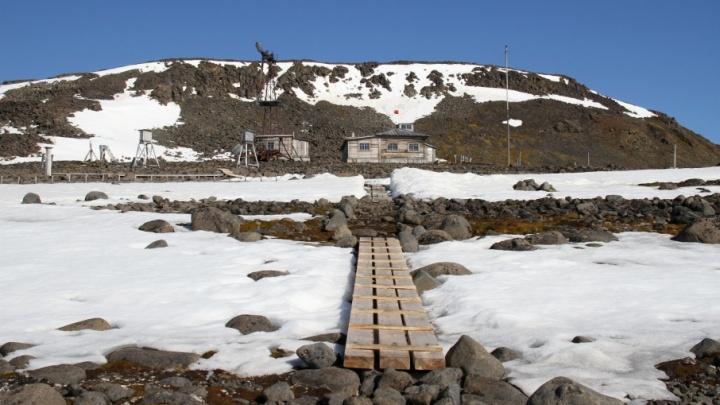 История освоения Арктики оживет в старом ангаре на Земле Франца-Иосифа