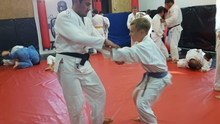Известный дзюдоист Дмитрий Носов проведет в Ярославле открытую тренировку
