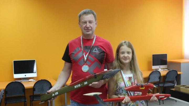 Алиса и чудеса: юная судомоделистка из Челябинска поставила два мировых рекорда