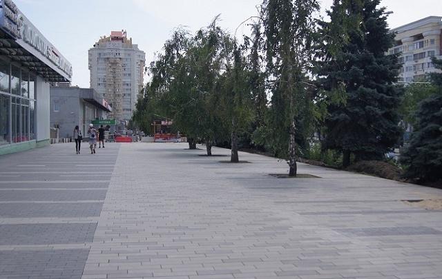 На улице Невской в Волгограде появится велосипедная дорожка
