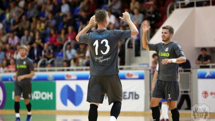 Три игрока МФК «Тюмень» вызваны в сборную для подготовки к товарищеским матчам с Португалией