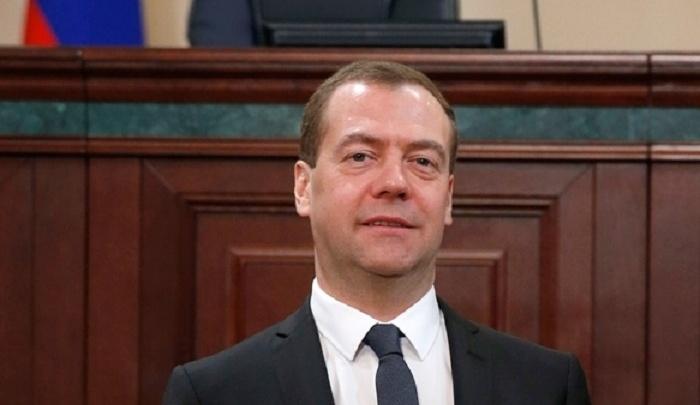 Дмитрий Медведев поздравил дончан с 80-летием Ростовской области