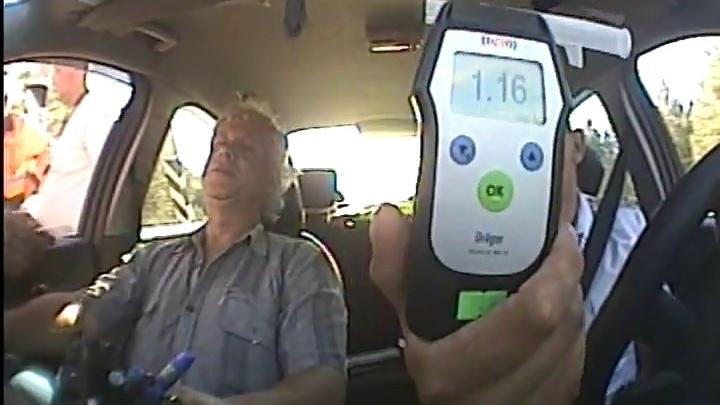 Пьяный Владимир Иванович, который «пять лет пьет только свой квас», устроил ДТП на трассе Тюмень-Омск