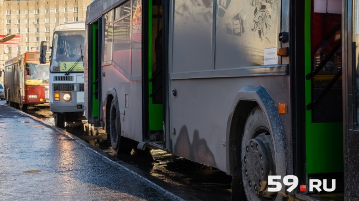 В Перми водителя автобуса ограничили в свободе из-за травмы пассажирки