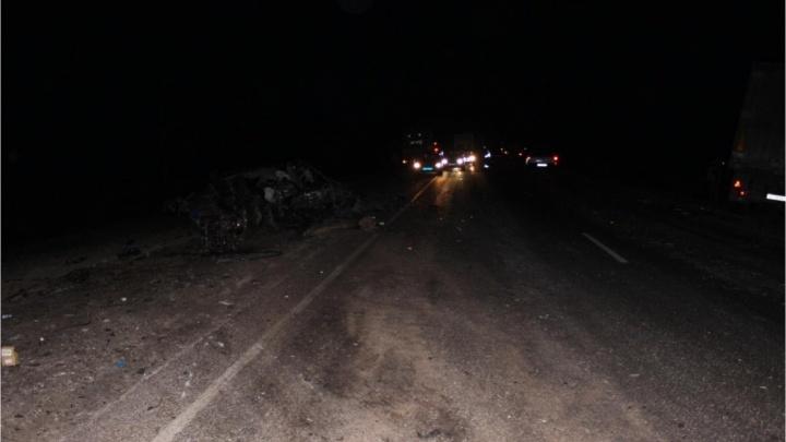 Водитель легковушки совершал обгон: подробности трагического ДТП под Ярково