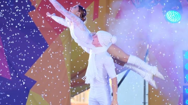 Танцы и прыжки с шестом: в Перми открылся международный марафон