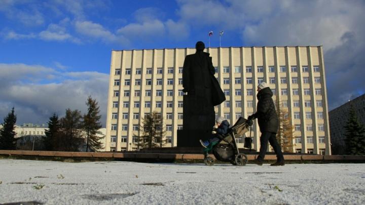 Небольшой снегопад и гололед ожидают жителей Поморья в выходные