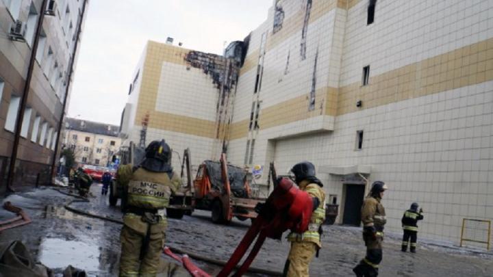 Владимир Путин объявил 28 марта траурным днем по погибшим в Кемерово