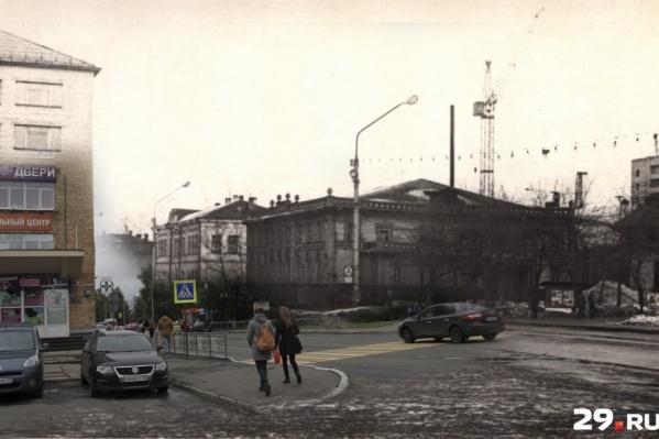 Некоторые районы города изменились до неузнаваемости