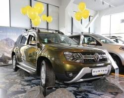 Долгожданная презентация нового Duster состоялась в Renault «Арконт»!