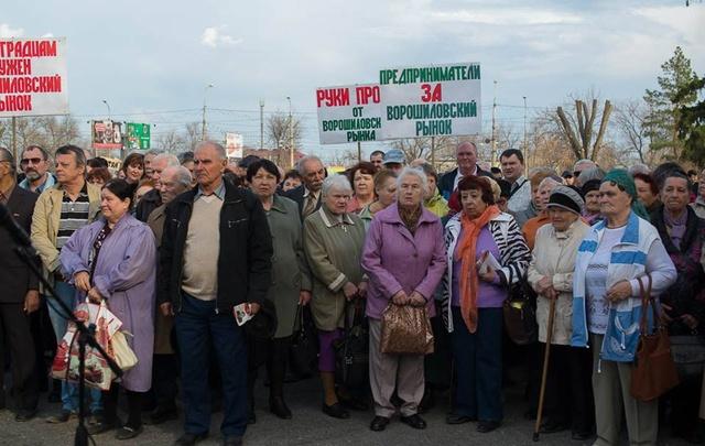 В Волгограде коммунисты устроили митинг и предложили поставить памятник Сталину