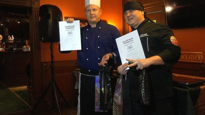Шеф-повар Lock Stock Денис Безсолов одержал победу в кулинарном поединке