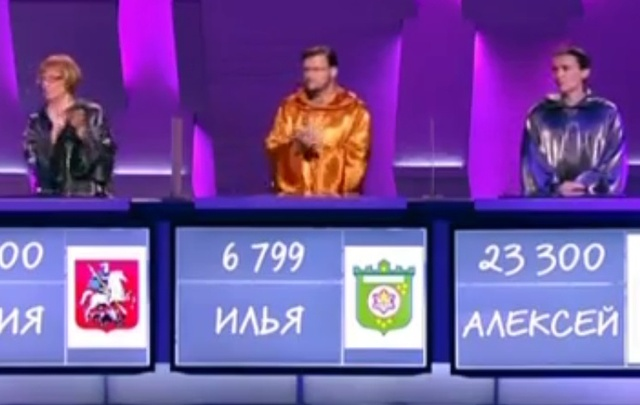 Ярославец выиграл в телеверсии «Своей игры»