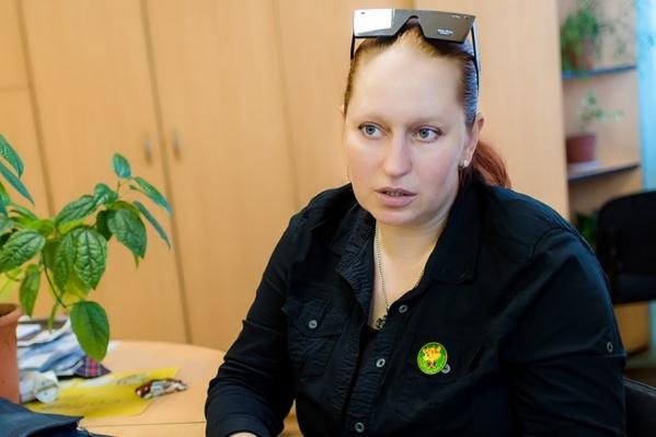 После московской выставки у Натальи осталась пара очков да маска, остальное раскупили