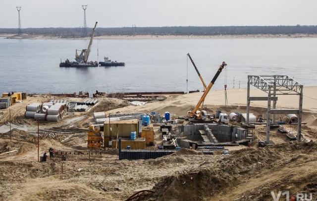 В Волгограде новые водоочистные сооружения обещают сдать до конца года