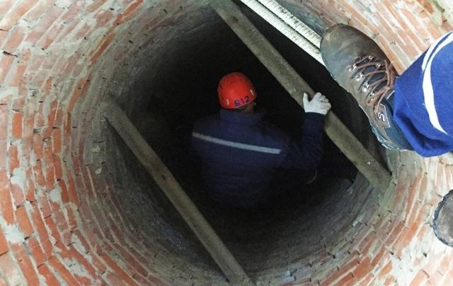 Ребёнок в Челябинской области провалился в пятиметровый колодец вентиляционной шахты