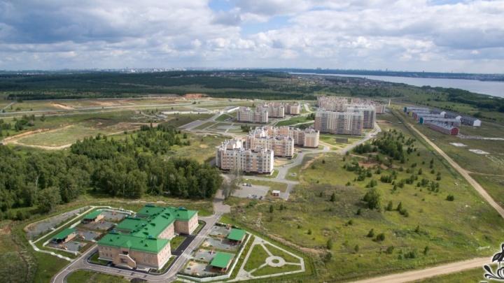 Флагманский проект регионального застройщика вышел на новый уровень