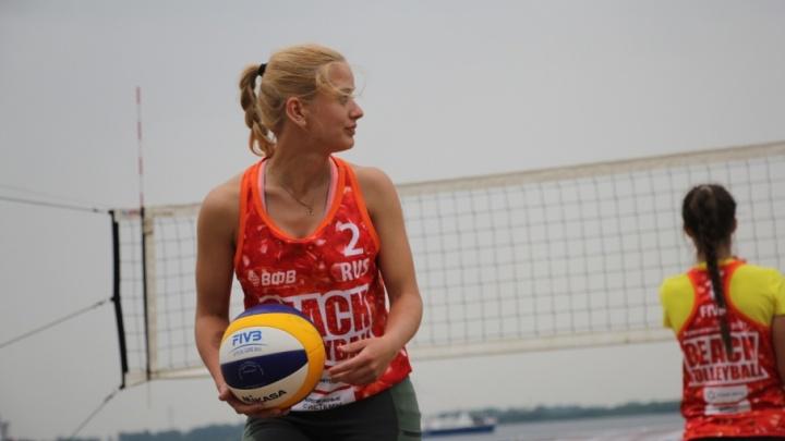 «Центр пляжных видов спорта» может появиться в Архангельске в 2019 году