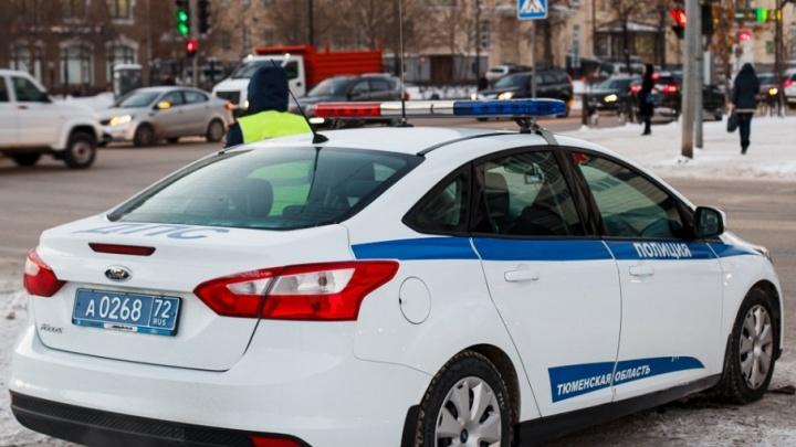 На съезде со «Стрелы» столкнулись пять машин: водителя ослепило солнце