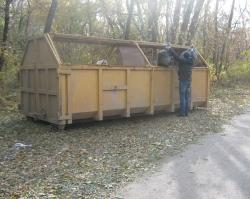 Более 60 мешков мусора собрали волонтеры в роще СКА в Ростове