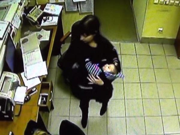 кадр из видео ГУ МВД по Петербургу и области