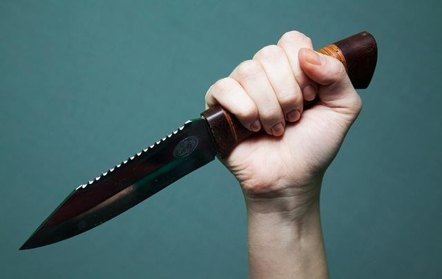 Архангелогородка во время ссоры ударила ножом свою сватью