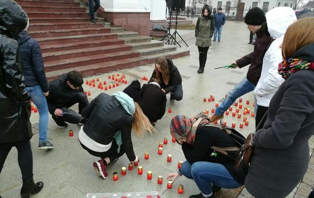 Ярославцы простились с жертвами теракта