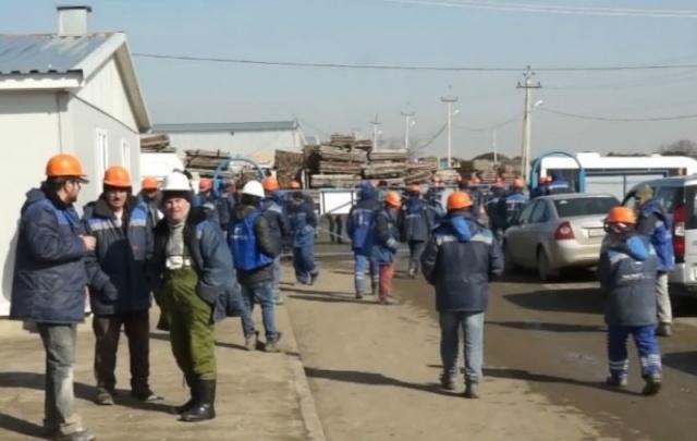 Полиция поймала 40 нелегальных мигрантов, строивших аэропорт Платов под Ростовом