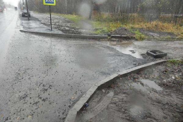 Участок юго-западно окружной дороги Ярославля после ремонта московских дорожников