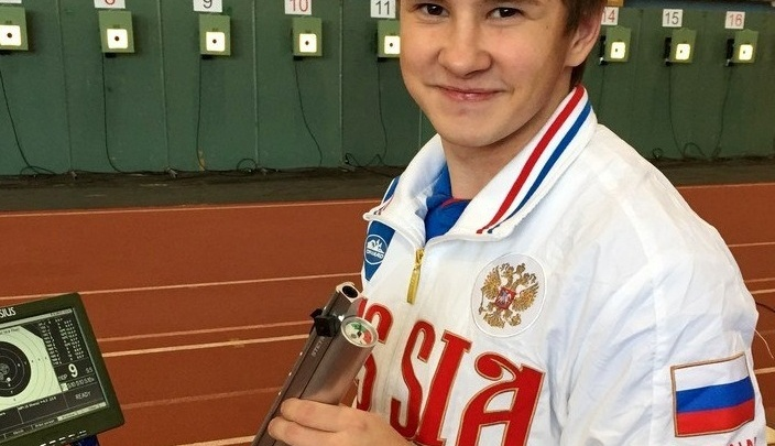 Северодвинский стрелок Михаил Исаков взял серебро на турнире в Австрии