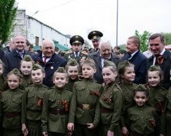 Праздник на полигоне РГСУ объединил почти пять тысяч участников